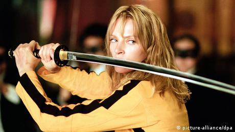 Στη συνέχεια έρχεται το Kill Bill (2003/04) το οποίο είχε τόσο μεγάλη διάρκεια που ο σκηνοθέτης το μοίρασε σε δύο ταινίες. Το Kill Bill είναι γεμάτο δράση, βία και αποτελεί δείγμα εξαιρετικής κινηματογραφικής ψυχαγωγίας. Πρωταγωνίστρια η Ούμα Θέρμαν την οποία ο Ταραντίνο αποκαλεί μούσα του.