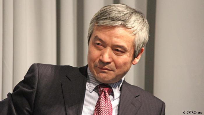 Veranstaltung Der chinesische Traum von einer harmonischen Gesellschaft Heinrich-Böll-Stiftung (DW/P.Zhang)