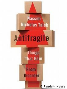 Buchcover : Antifragile , Nassim Taleb
