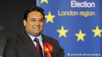Labour party candidate Claude Moraes (Photo: EPA/FRANTZESCO KANGARIS)