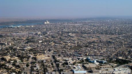 Basra, Irak