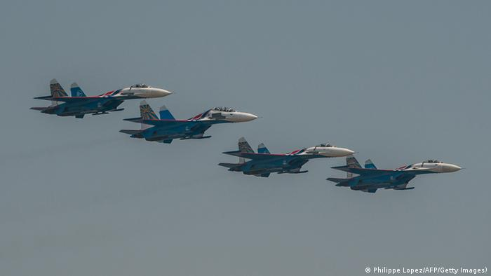 Винищувачі Су-27