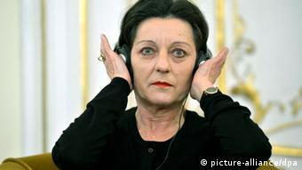 Nobel Preis Gewinnerin Herta Müller Budapest