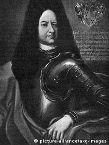 Hans Carl von Carlowitz Gemälde Portrait (picture-alliance/akg-images)