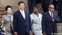 BRIC BRICS Gipfel Südafrika Jacob Zuma Xi Jinping