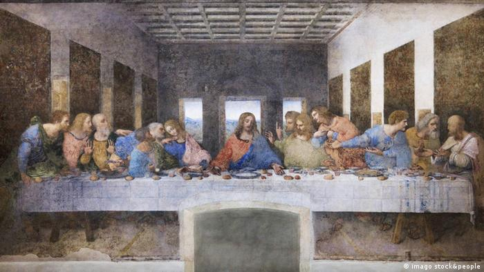 Leonardo Da Vinci's The Last Supper (imago stock&people)