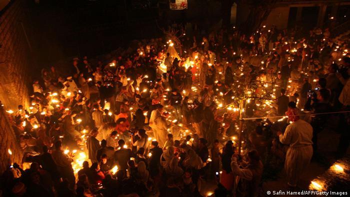 Irak Jesiden Religionsgemeinschaft Minderheit