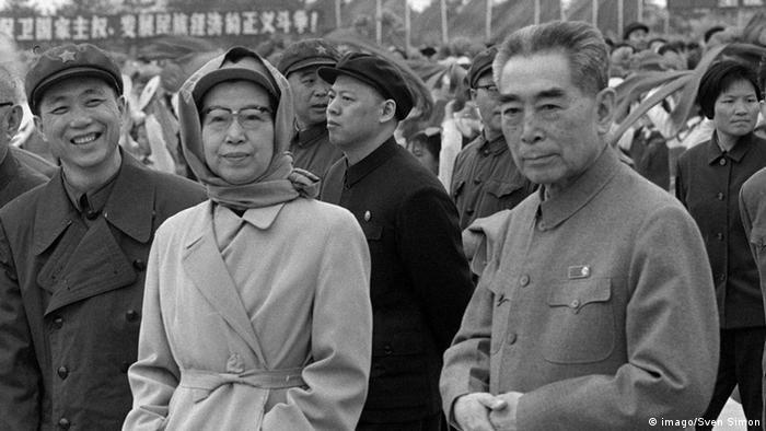 当今中共权力圈,女性依然寥寥无几