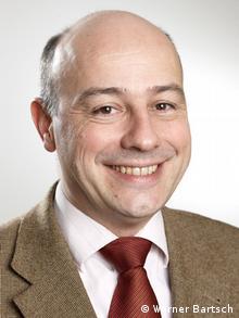 Andreas Mehler (Foto: GIGA Hamburg)