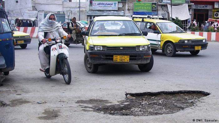 Kandahar Aufbau Korruption