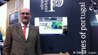 ProWein 2013 in Düsseldorf Jorge Monteiro Portugal