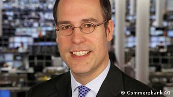 Jörg Krämer, Chefvolkswirt Commerzbank; Frankfurt am Main, 2012; Copyright: Commerzbank AG***Pressebild nur für die aktuelle, themengebundene Berichterstattung