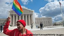 US Supreme Court in Washington Proposition 8 Homo-Ehe
