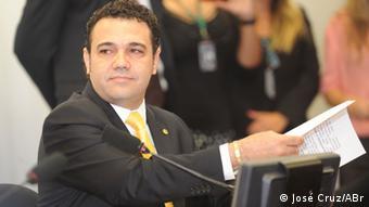 Der brasilianischer Abgeordneten Marco Feliciano. (Foto: José Cruz/ABr)