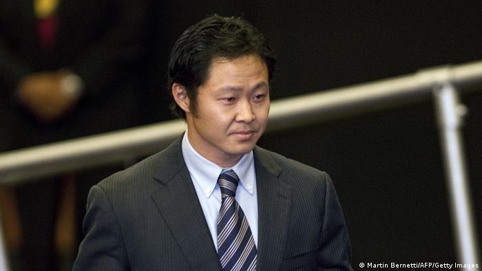 Kenji Fujimori (Martin Bernetti/AFP/Getty Images)