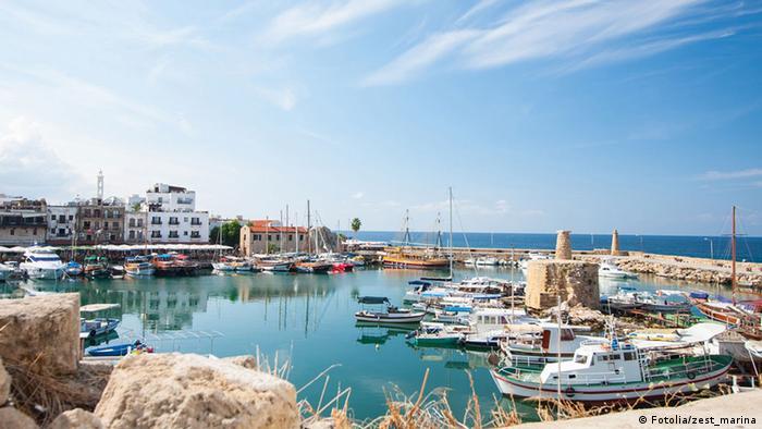 Zypern Kyrenia Hafen