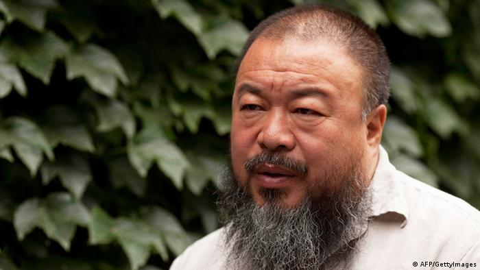 Ai Weiwei China Künstler Portrait