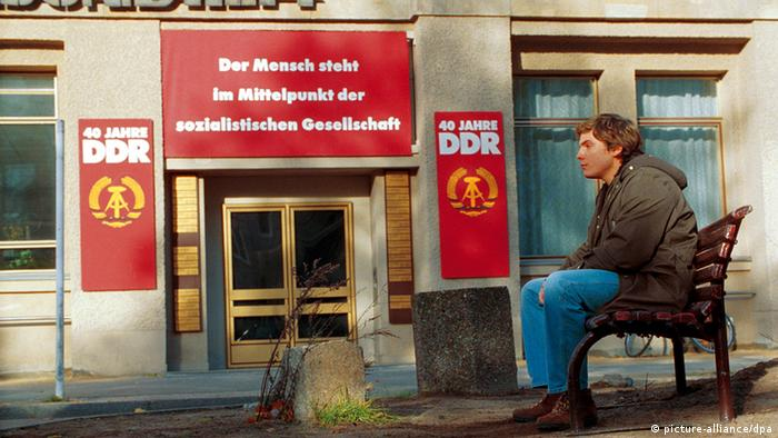 Deutschland Film Geschichte Filmszene Good Bye Lenin (Foto: l picture-alliance/dpa)