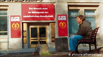 Daniel Brühl in dem Film Good Bye Lenin! (Foto X Film)