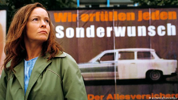 Deutschland Film Geschichte Filmszene Good Bye Lenin (picture-alliance/dpa)