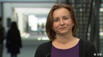 DW 60 Jahre Mitarbeiter Statements Andrea Jung-Grimm (DW)