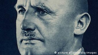 Der Nazi-Hetzer Julius Streicher.
