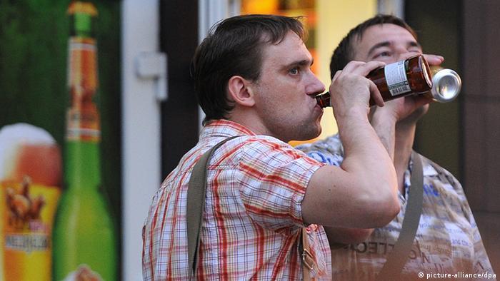 Alkohol in der Öffentlichkeit
