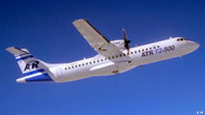 ATR-72 Propellermaschine (AP)