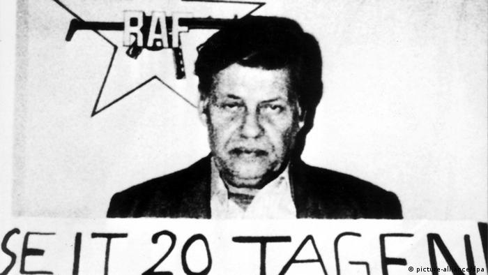 Hanns Martin Schleyer - imprisoned for 31 days