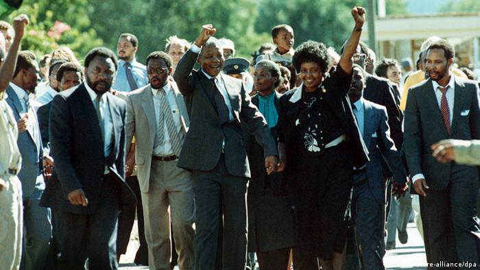 The power is ours′: Remembering Mandela′s release from prison | 60