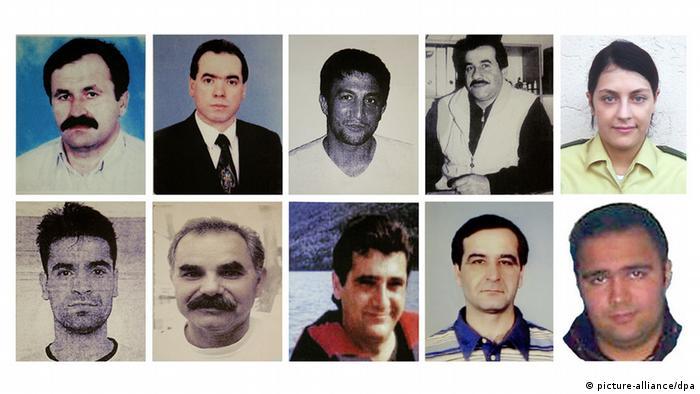 Žrtve terorista NSU