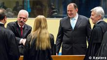 Kriegsverbrecherprozess Stojan Zupljanin Mico Stanisic Bosnien Serbien