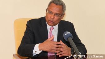 José Maria Neves, Primeiro Ministro de Cabo Verde, que anunciou a ajuda nipónica de 68 milhões de euros para energias renováveis, àgua e pescas