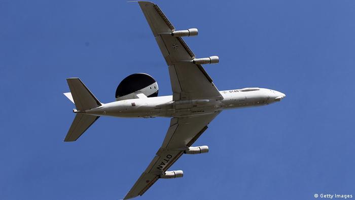 Літак дальнього радіолокаційного стеження