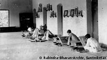 Painting Class, Kala Bhavana, S/W-Foto