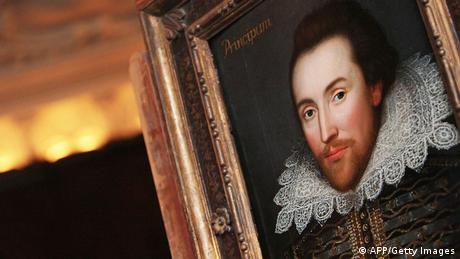 William Shakespeare Portrait Photo: Leon Neal/AFP/Getty Images
