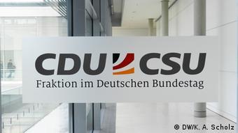 Фракція ХДС/ХСС у Бундестазі