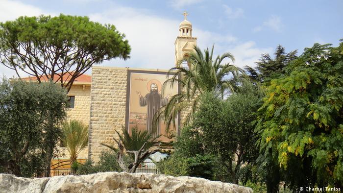 Samostan u Libanonu