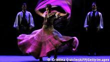 Flamenco Tanz Bienalle in Sevilla 14.09.2012