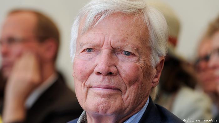 Photo of Karl-Heinz Böhm (picture-alliance/dpa)