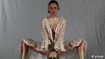 Rosa Romero Torres Leiterin der Dance Academy Wiesbaden