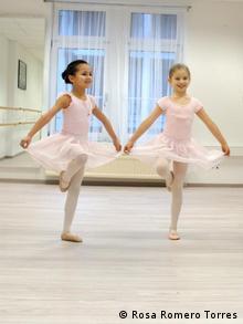 Marla und Sally Heinz Dance Academy Wiesbaden