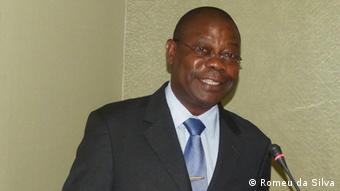 Benjamim Chilengue, coordenador nacional da ITIE