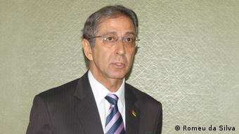Abdul Razak, vice-ministro dos Recursos Minerais