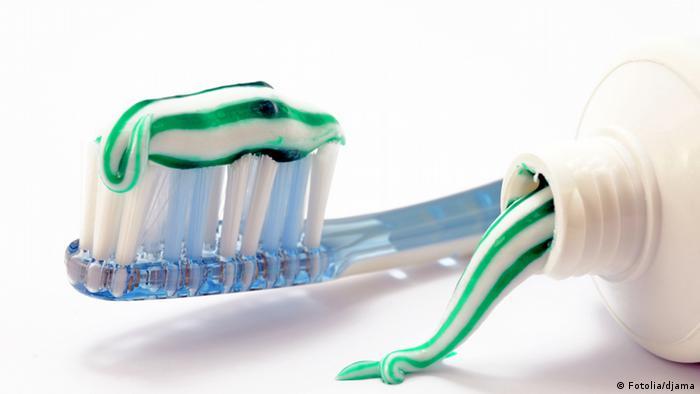 Zahnhygiene (Fotolia/djama)