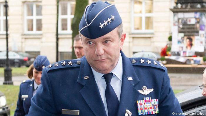 General Philip Breedlove, pictured in Munich, 01.02.2013. (Photo: Marc Müller dpa)