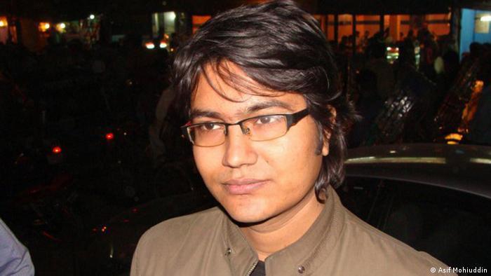 Blogger Asif Mohiuddin (Photo: Asif Mohiuddin)