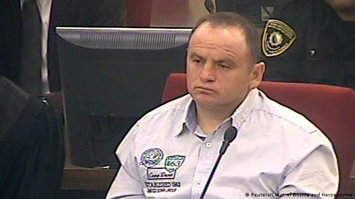 Veselin Vlahovic Batko Kriegsverbrecher Prozess Urteil