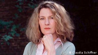 Німецька письменниця Сабіне Шиффнер