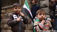 Syrien - Kinder als Gewaltopfer